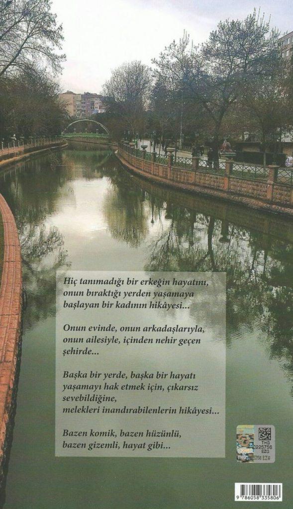 Arka Kapak Fotoğrafı= Kayıhan Badalıoğlu