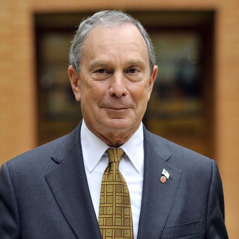 Michael Bloomberg ABD Başkanlığına Aday Adayı Oldu