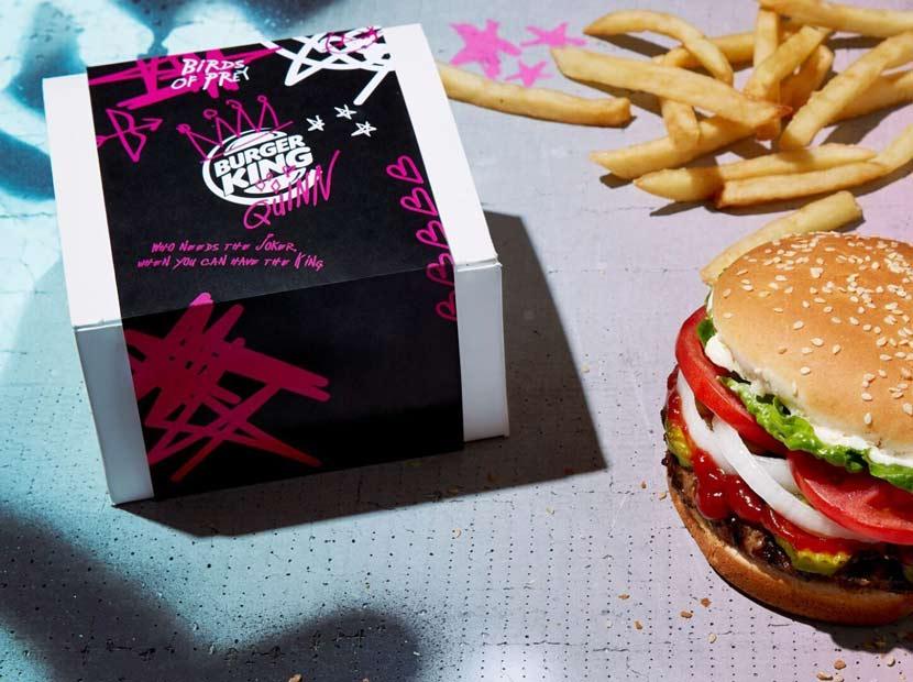 burger king sevgililer günü, Burger King Sevgililer Günü Kampanyası
